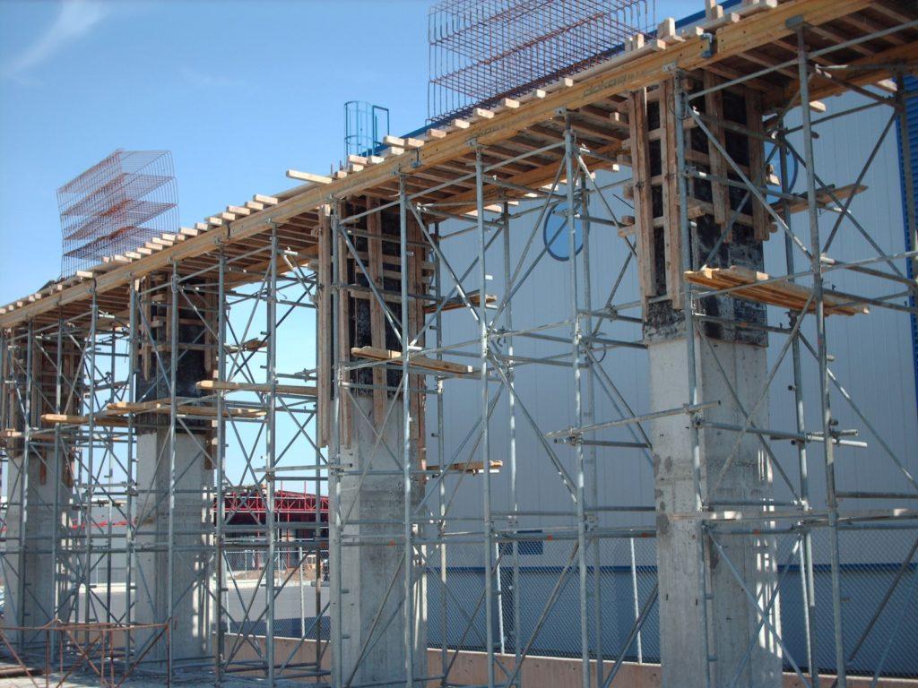 Inagro κτίριο κατασκευή
