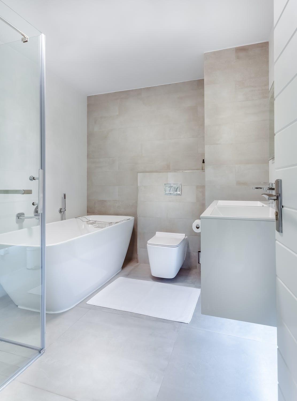 μπάνιο σπιτιού