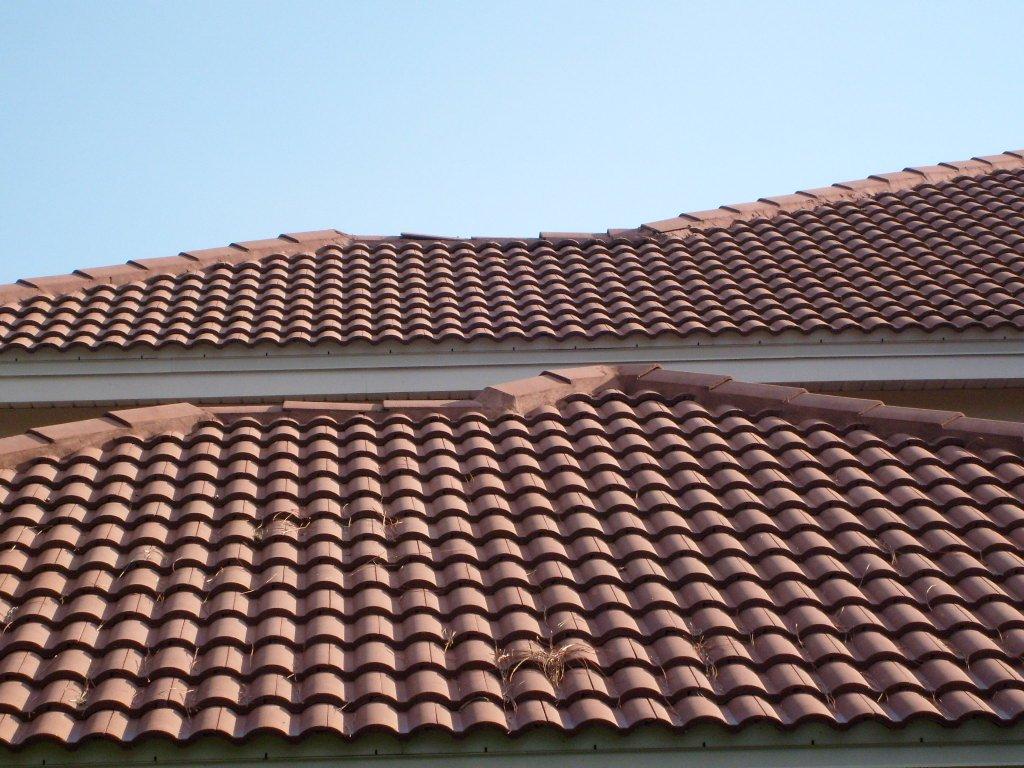 στέγη σπιτιού
